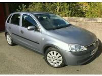 Vauxhall corsa 2002 on a 52 plate *long mot* only done 74k (not astra focus clio punto fiesta)