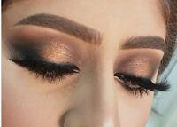 Eyebrows & eyelashes tinting only 10$