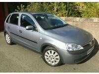 Vauxhall corsa 2002 on a 52 plate *long mot* only done 74k (not astra focus clio fiesta punto)