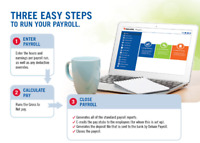 Payroll Service Made Easy as 1 2 3