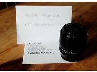 Fuji 60mm f2.4 R Macro Prime Lens