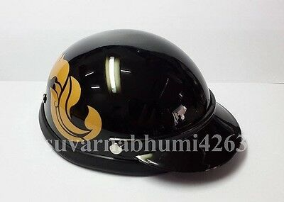 Helmet Hat Cap Dog Cat Costume Accessory Pet Supplies Safety Thai Style vector - Vector Costume