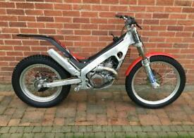 Montesa 315r 315 trials bike
