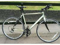 Pinnacle hybrid bike LARGE FRAME carrera trek giant specialzed cannondale gt kona road racer