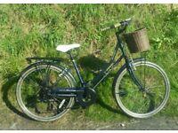 Ladies Viking hybrid townbike