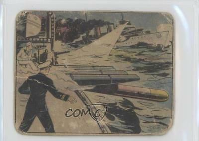 1941 Gum Inc Uncle Sam R157  24 War At Sea Non Sports Card 2U1