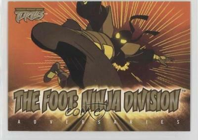 2003 Fleer Teenage Mutant Turtles Series 1 Gold #65 The Foot: Ninja Division 3c7 - The Gold Ninja