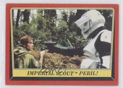 1983 Topps Star Wars: Return of the Jedi #75 Imperial Scout Peril! Card 2m6, used for sale  Redmond