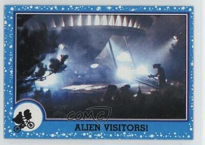 1982 ET The Extra Terrestrial in His Adventure on Earth Alien Visitors! #2 1n4