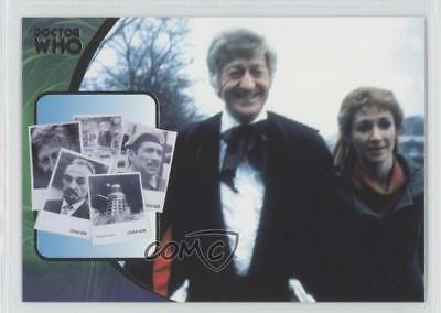 2002 Memories Of Dr Who  F8 Bbc Photo Publicity Cards Non Sports Card 1I3