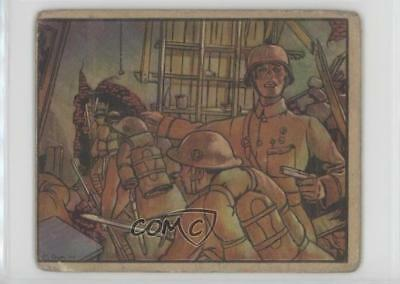 1938 Gum Inc Horrors Of War R69 75 Hsia Ching Yuan Saves His Doomed Men Card 2U3