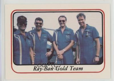 1988 SportStars Air Show Stars #46 Ray-Ban Gold Team Canada Non-Sports Card 0w6