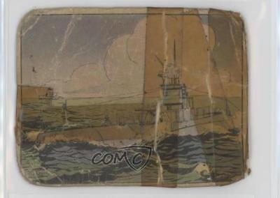 1941 Gum Inc Uncle Sam R157  59 Submarine Battle Drill Non Sports Card 2U1