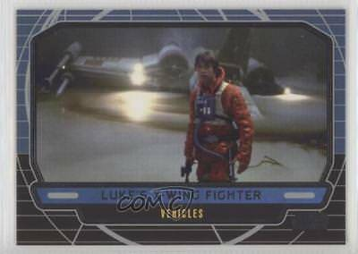 2012 Topps Star Wars Galactic Files #280 Luke's X-Wing Fighter Card 2k3, used for sale  Shipping to Canada