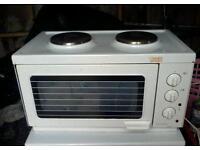 Mini oven hob