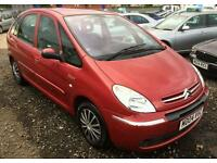2004 Citreon picasso desire 2 1.6 petrol STUNNING CONDITION ONLY 65000 MILES