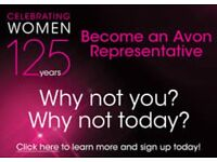 Looking for a job that suits you! Avon is recruiting now!!