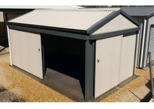 Wanted: need shed built concrete slab