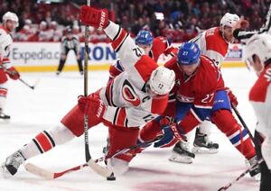 Billets - Carolina Hurricanes vs Montreal Canadiens - Tickets