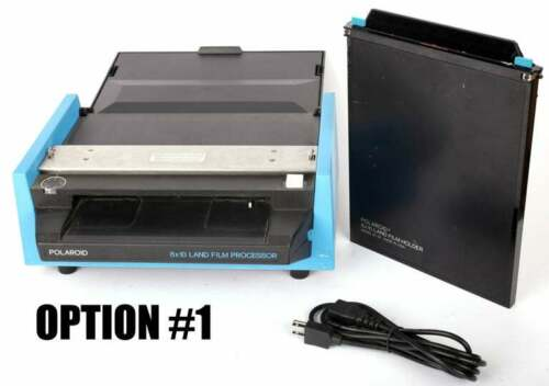 Polaroid Complete 8X10 Processor Kit with 81-05 Holder