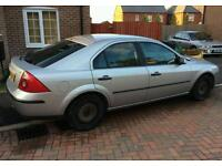 Ford Mondeo 1.8 LX 2004 106000