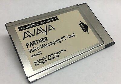 Avaya Partner Voice Messaging Pc Card Small 700226517