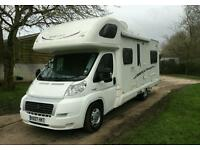Swift Lifestyle 630L Motorhome