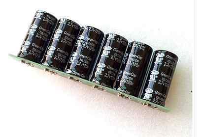 1pc 2.7v120f Super Capacitor Farad Capacitor Module 16v16.6f