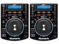 Numarks,NDX500s & Citronic Smfx200 Mixer