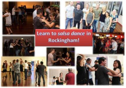FREE SALSA CLASS - give it a try, a fun partner dance! Shoalwater Rockingham Area Preview