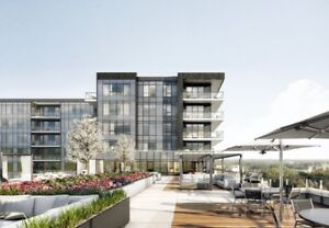 Brand New Luxury Two Bedroom Plus Den Apartment in Oakville