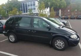 Chrysler Grand Voyager 56 reg Automatic 2.8l 7 seater