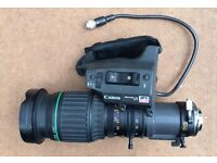 Canon J9ax5.2 IF wide angle zoom lens