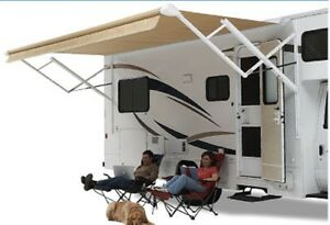 New Carefree 16ft Travel'r Electric Awning