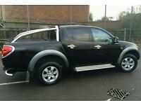 mitsubishi L200 diamond TOP SPEC FULLY LOADED not warrior animal barbarian