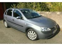 Vauxhall corsa 2002 on a 52 plate *long mot* only done 74k ( not astra focus fiesta punto clio)