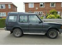 Discovery TDI land rover
