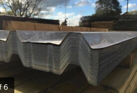 Galvanised roof sheets!!