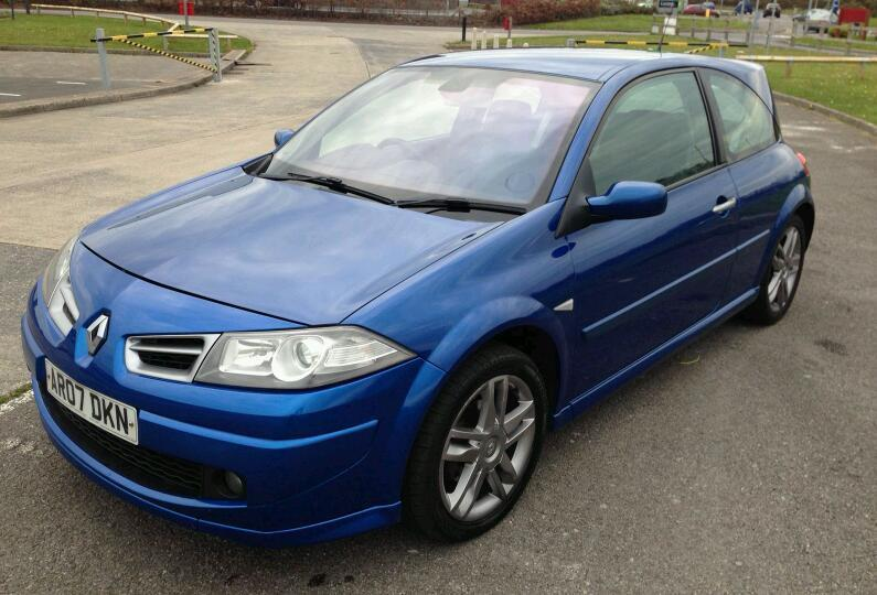 renault megane gt in swansea gumtree. Black Bedroom Furniture Sets. Home Design Ideas