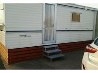 Static caravan 6 berth
