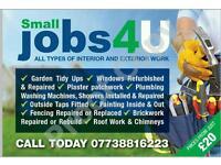 Small jobs 4u