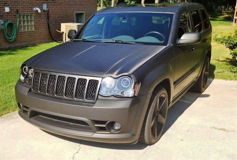 Jeep Grand Cherokee: uramerikanisch!