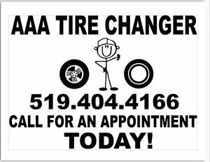 55$ tire changes!