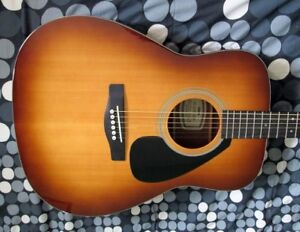 Yamaha FG-413S SDB acoustic guitar in excellent condition