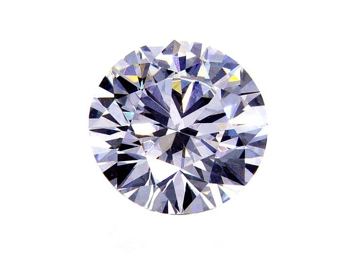 0.37 CT Diamond E Color VVS2 GIA Certified Loose Natural Brilliant Round Cut