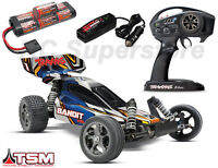 Traxxas RC  1/10 Bandit RTR Brushed, New in the Box