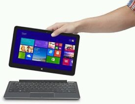 DELL 11 INCH TOUCHSCREEN LAPTOP 2 IN 1 TABLET WINDOWS 10 venue 11 7140 Pro * bargain *