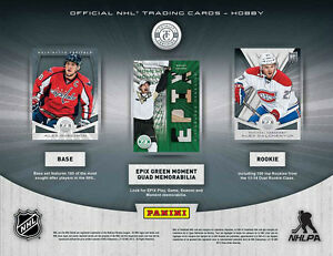2013-14 Panini Totally Certified Hockey Hobby Box Kitchener / Waterloo Kitchener Area image 3