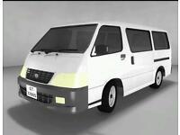 Van /11 seater minibus driver