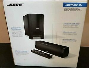 Bose Cinemate 15 (New)